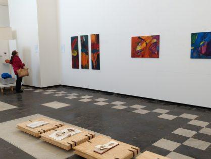 Alumni tentoonstelling - Intensity II by KraKk (archief)