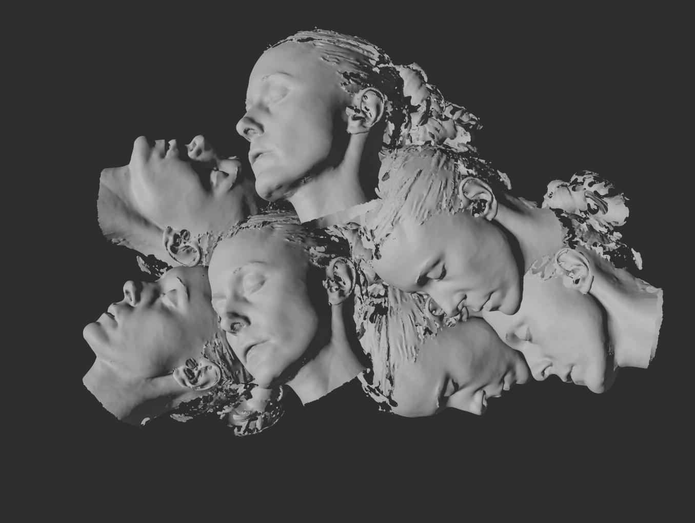 Alumni tentoonstelling - Inhabitant body (archief)
