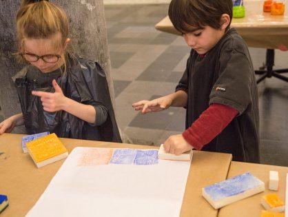 #ACA Masterview: workshop - je eigen tote-bag - voor kinderen